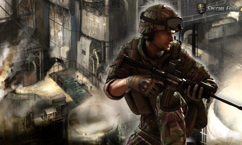 Special Force 2 เคลม THE REAL QUALITY EFFECT สมจริงเร้าใจทุกไกปืน!
