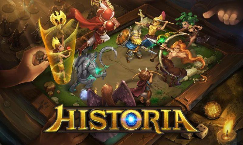Historia เกมส์มือถือตัวใหม่แนวบอร์ดเกมส์ จาก GAMEVIL