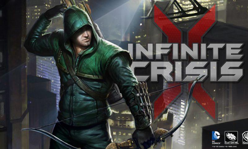 Infinite Crisis สังเวียนเดือดฮีโร่ เปิดบริการปลายเดือนนี้