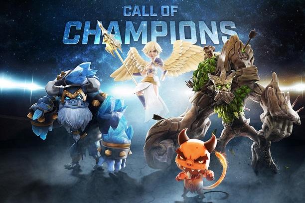Call of Champions ส่งคลิป Gameplay มาโกยเรตติ้ง
