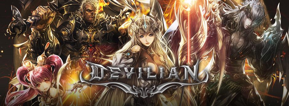 Devilian เปิดหน้า Official Website เต็มสูบแล้วเข้าไปขุดด่วน!
