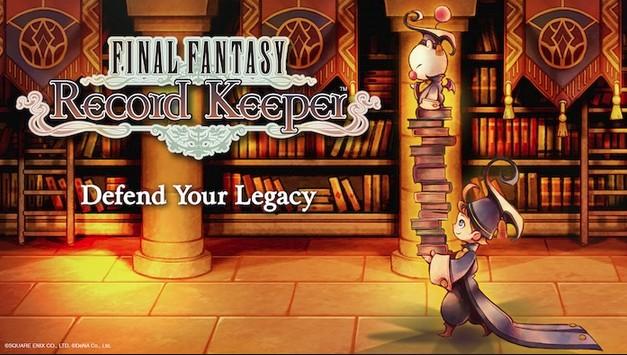 เปิดโหลดแล้ว Final Fantasy: Record Keeper เวอร์ชั่น ENG