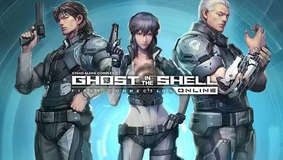 Ghost in the Shell Online เปิดให้ลองของ 8 เม.ย.58!