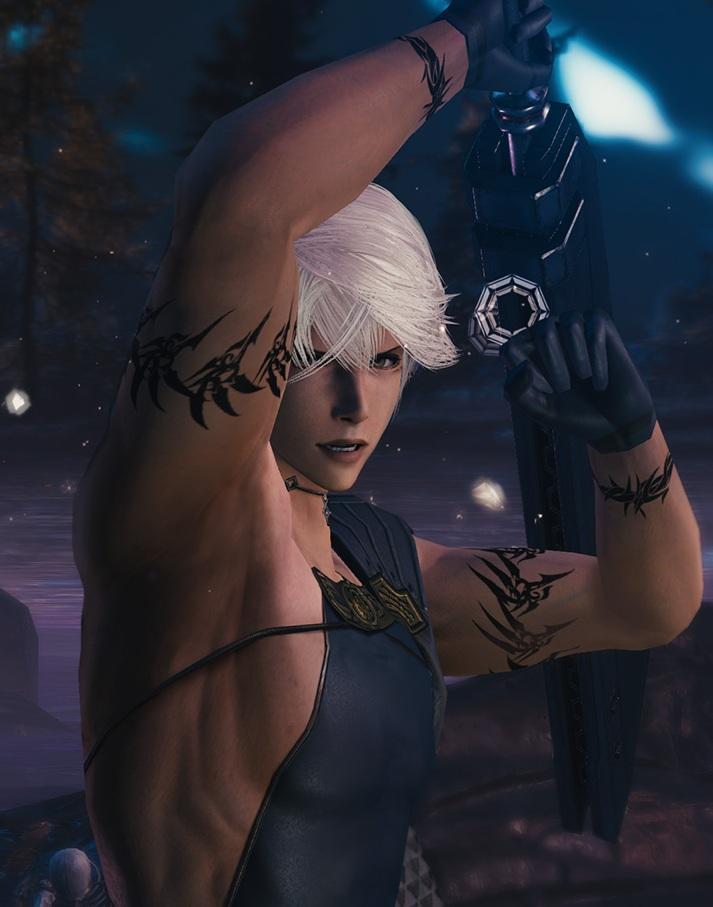 Mevius Final Fantasy แง้มข้อมูลตัวละคร กับสกรีนช็อตชุดใหญ่!