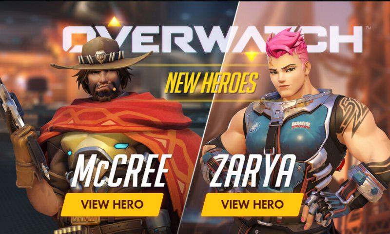 อัพข้อมูลเพิ่ม Overwatch งัด 2 ตัวละครใหม่โชว์สกิลสุดฟิน