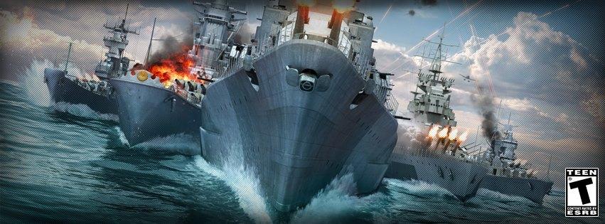 World of Warships เปิด CBT ให้จัดสงครามน่านน้ำแล้ว