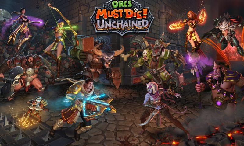Orcs Must Die Unchained เปิด CBT รอบ 2 วันนี้ ฟีเจอร์มาใหม่เพียบ