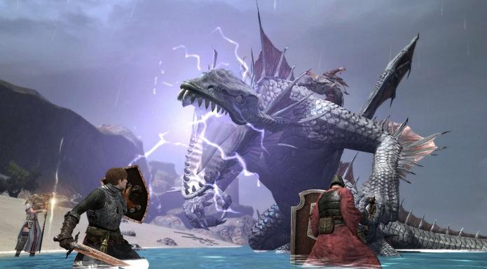 Dragon's Dogma Online ปูพรมทดสอบ Beta ทุกแพลตฟอร์ม