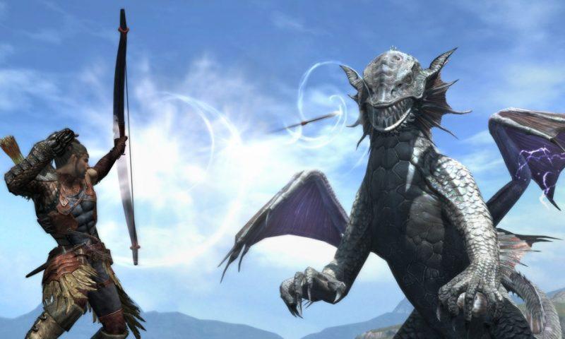 พร้อมให้บริการแล้ว Dragon's Dogma เผย 4 อาชีพสกิลโคตรเด็ด