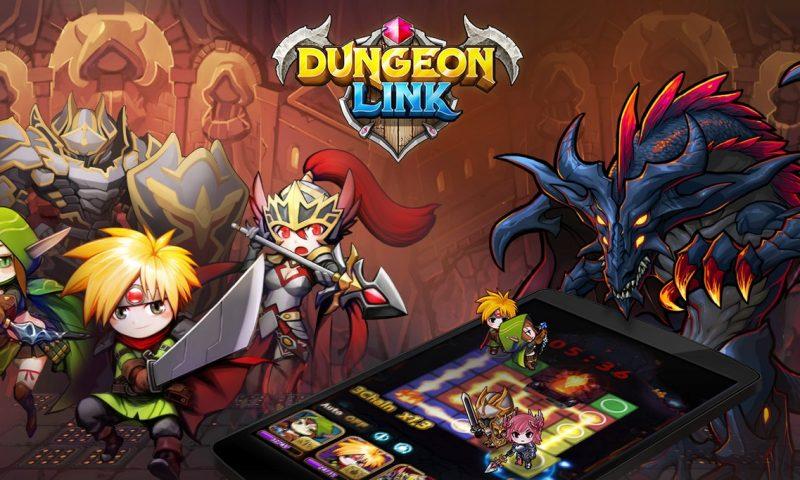 Dungeon Link เกมส์ Puzzle สไตล์ใหม่ เปิดให้โหลดทั่วโลกแล้ววันนี้