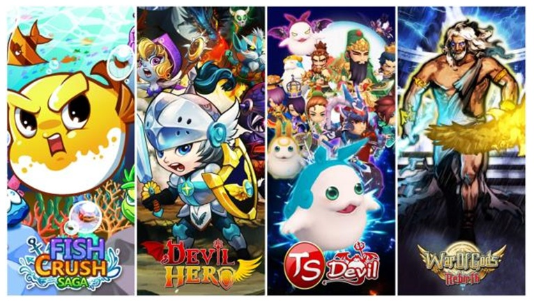 พบ 4 เกมส์ใหม่ที่งาน Thailand Comic Con 1-3 พ.ค.นี้