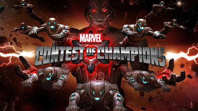 Marvel Contest of Champions อัพ Ultron ลงสนาม