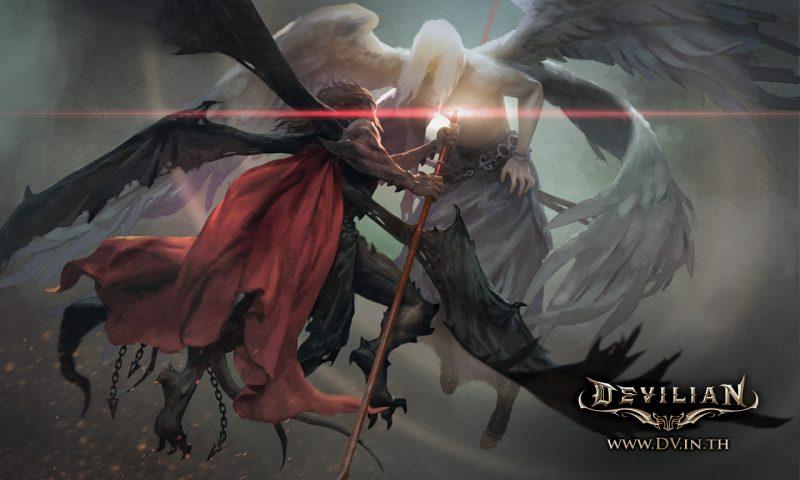 Devilian จัด 12 เหตุผลงามๆ ออกมาเคลม ทำไมต้องเล่นเกมส์นี้!