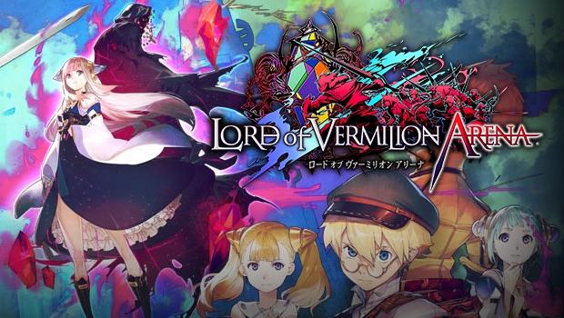 มาแล้ว Lord of Vermilion: Arena เปิด OBT ต้นเดือนหน้า