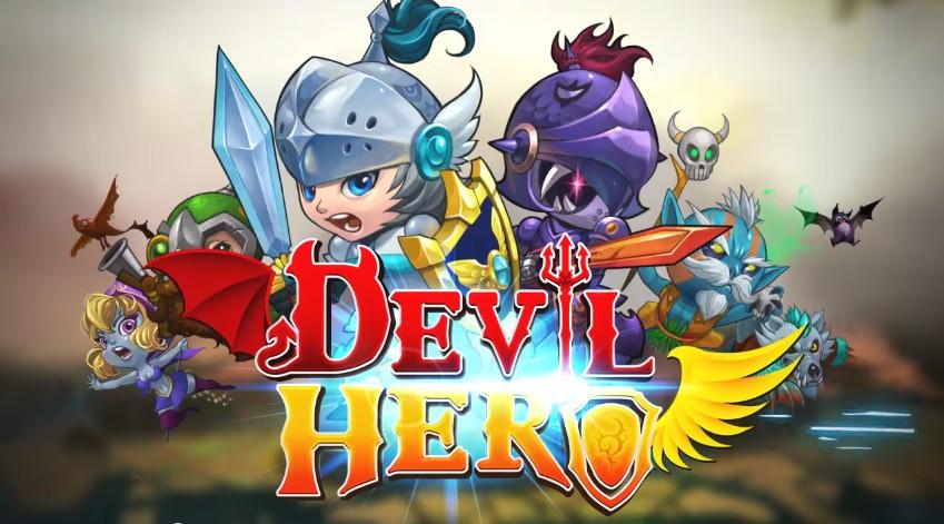 Devil Hero ปล่อยเวอร์ชั่น Andriod ให้ดาวน์โหลดแล้ว