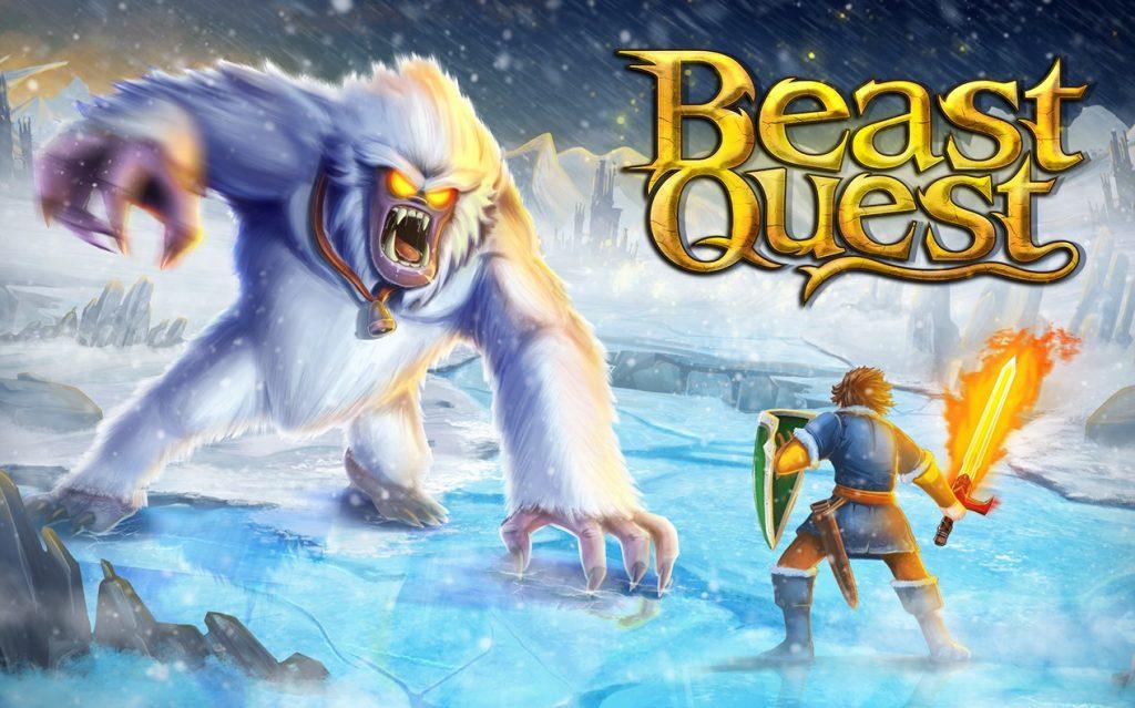 beast quest เกมส์แฟนตาซีสไตล์ zelda รีบโหลดมาลองด่วน