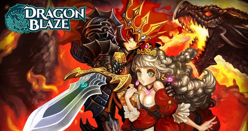 Dragon Blaze Global launch สตาร์ต! ออกล่ามังกรกันเตอะ