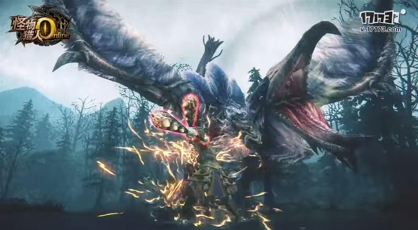 Monster Hunter Online อัพเดท Dual Blades วันนี้