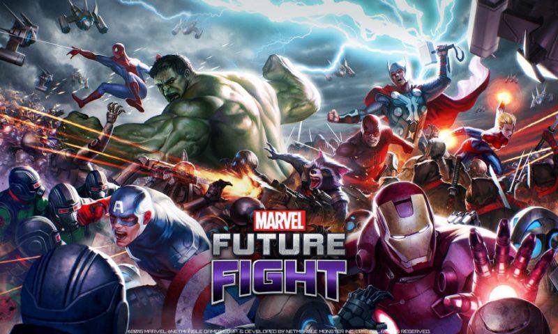 Marvel Future Fight แรงส์ยอดโหลดทะลุ 10 ล้านทั่วโลก!