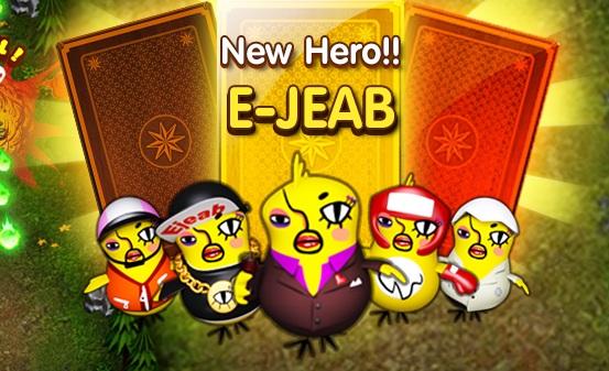 """Devil Hero ปล่อย iOS แล้ว! พร้อมอัพเดทฮีโร่ใหม่ """"E-Jeab"""""""