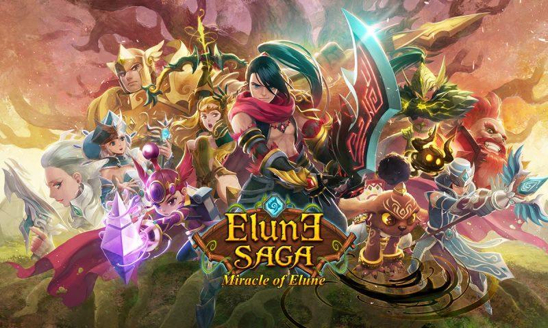 Elune Saga Season2: Miracle of Elune ภาคใหม่ยิ่งใหญ่กว่าเดิม