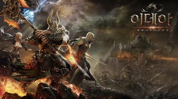 IDEA เกมส์มือถือ RPG ฟอร์มยักษ์ต่อสู้แบบ Real time