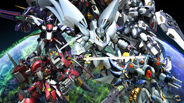 Super Robot Wars เล็งมาเปิดสงครามหุ่นเหล็กบนมือถือ