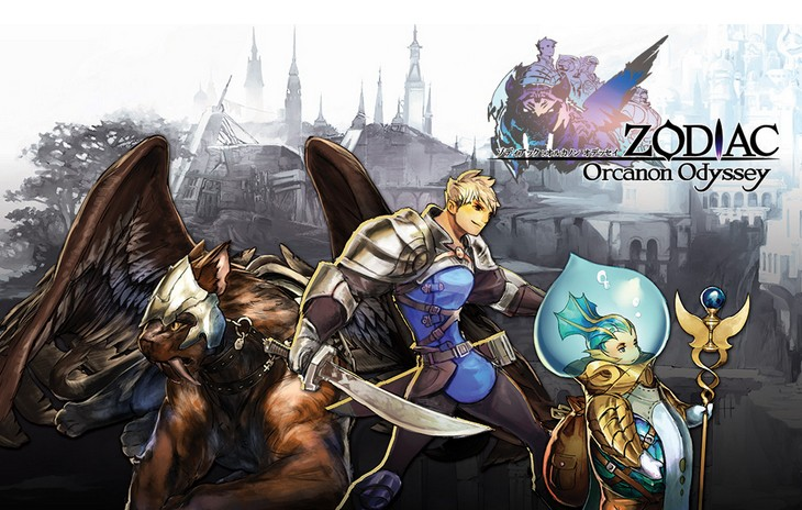 Zodiac Orcanon Odyssey เกมส์แนวไฟนอลยุคแรกส่งคลิปใหม่ให้เสพ