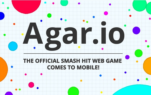 Agar.io เกมส์เว็บจอมเขมือบ มาไล่งับบนมือถือแล้วทั้ง 2 สโตร์