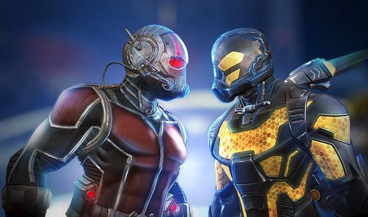 ฮีโร่มาร์เวลประจัญบานอัพใหม่ส่ง Ant-Man เข้าประกวด