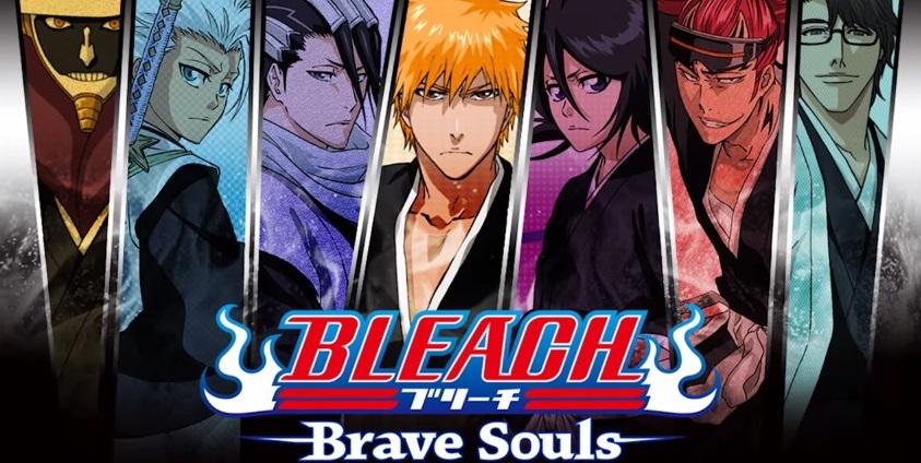 BLEACH Brave Souls เกมส์จากการ์ตูนดังเปิดให้เล่นแล้วบนสโตร์ JP
