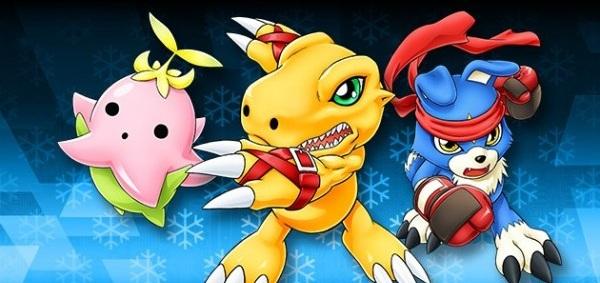Digimon Linkz เกมส์ซีรี่ย์ดิจิมอนแง้ม! จ่อลงจอมือถือปีนี้