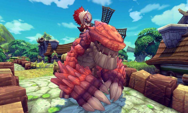 Dragomon Hunter เกมส์แฟนตาซีอนิเมะจาก Aeria Games