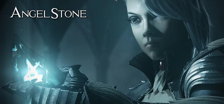 Angel Stone เกมส์ฮาร์ดคอร์จาก LINE ลงสโตร์แล้ววันนี้