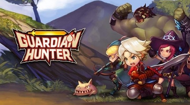 Guardian Hunter เกมส์มือถือแนวลากแล้วฆ่าเวอร์ชั่น Eng ลงสโตร์แล้ว