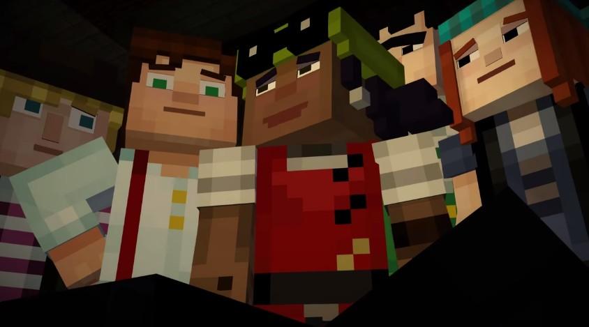 Minecraft: Story Mode เริ่มคืบส่งคลิป Trailer ตัวแรกออกมาโชว์