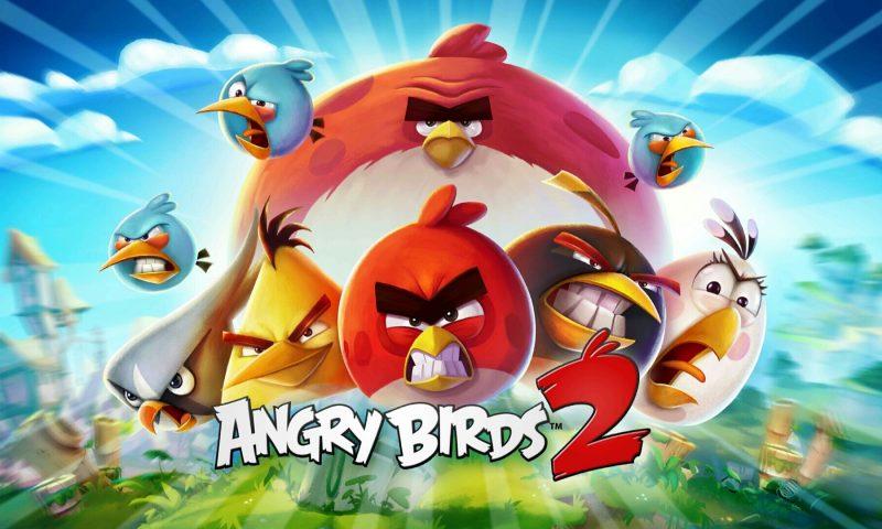 Angry Birds 2 ฟอร์มแรงส์ พุ่งทะลุ 1 ล้านโหลดภายใน 12 ชม.