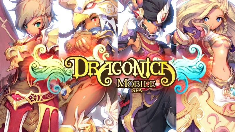 รีวิว LINE Dragonica Mobile เกมส์ Action RPG ไฝว้มันส์แห่งยุค!