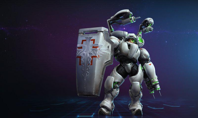 ยูนิต Medic จาก StarCraft 2 โดดแจม Heroes of the Storm