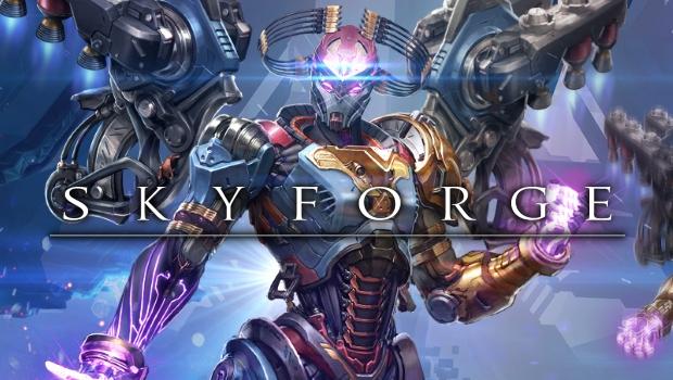 รีวิวเกมส์ Skyforge ก้าวสู่การเป็นมหาเทพแห่ง Aelion