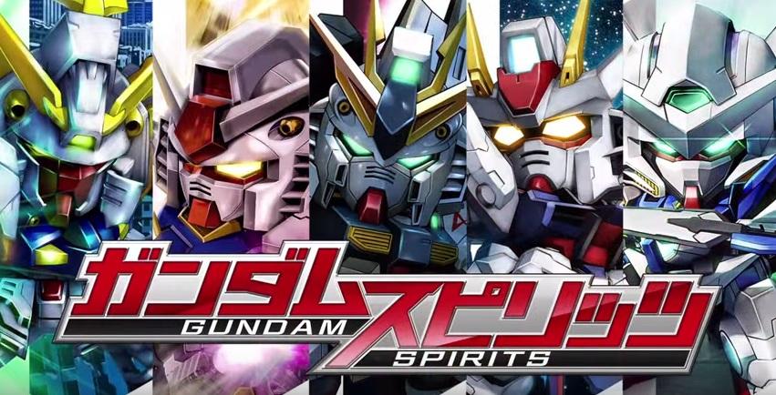 Gundam Spirits เกมส์หุ่นรบยอดฮิตลง iOS สโตร์ JP แล้ว