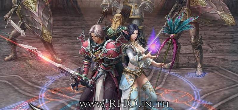 Rohan Online เซิร์ฟไทย นัดวัน CBT 28 ส.ค.นี้