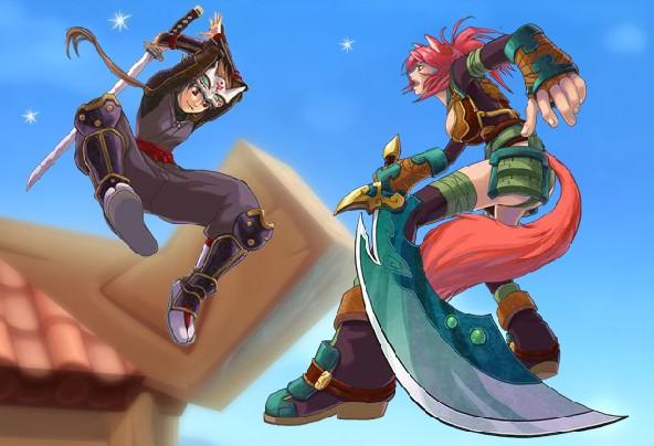 คืนชีพ Dream of Mirror Online ลง Steam ส.ค.นี้