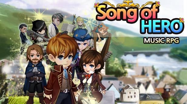 """Song of Hero"" เกมส์แนว Music RPG อย่างเฟี้ยว!"