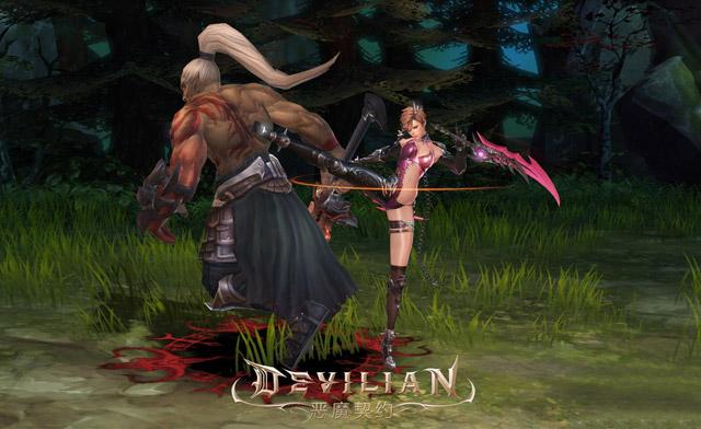 Kyran นักรบสาวคนใหม่แห่ง Devilian ลงเซิร์ฟจีนเร็วๆ นี้
