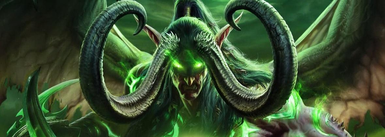 World of Warcraft: Legion เปิดตัวพร้อมอาชีพใหม่ Demon Hunter
