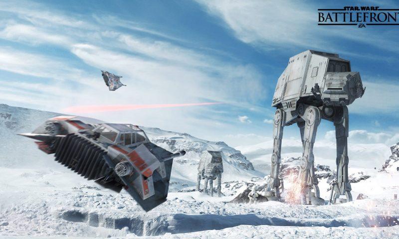 Star Wars: Battlefront กวาด 5 รางวัลใหญ่จาก Gamescom 2015