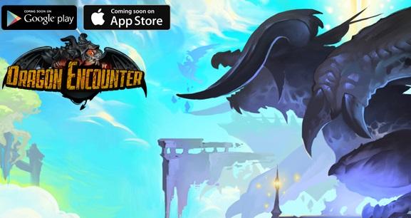 Dragon Encounter เกมส์มือถือใหม่ Playpark เปิดเพจรอแล้ว