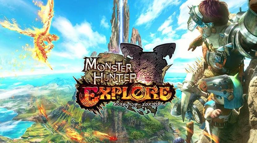 Monster Hunter Explore เปิดศึกล่ามอนแล้ว บน Android สโตร์ JP