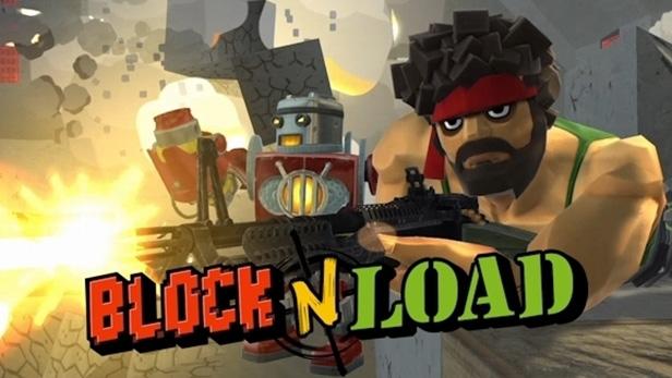 Block N Load เกมส์ยิง FPS แนว Minecraft เปิดให้บริการแล้ว